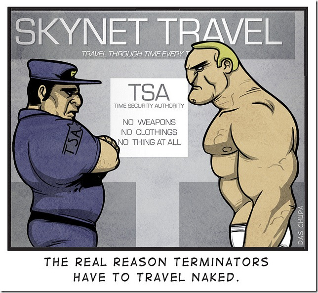 TerminatorTravel