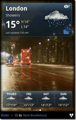 YahooWeather_London