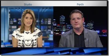 Tama Leaver on ABC News 24